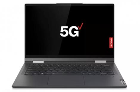 Laptop 5G đầu tiên trên thị trường