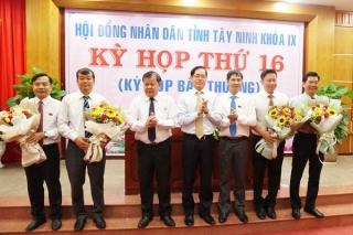 HĐND tỉnh họp phiên bất thường kiện toàn chức danh Phó Chủ tịch HĐND và UBND tỉnh