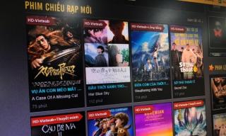 Các website phim lậu 'chết' dần tại Việt Nam