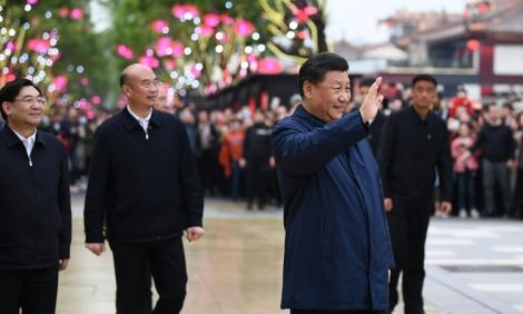 Hoài nghi về tham vọng 'Hướng Tây' của Trung Quốc