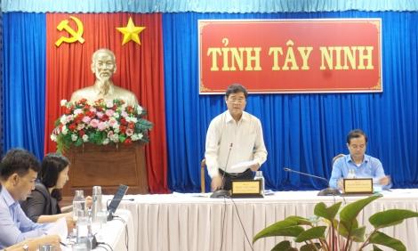 Góp ý công tác chuẩn bị Hội nghị liên kết phát triển du lịch vùng Đông Nam bộ