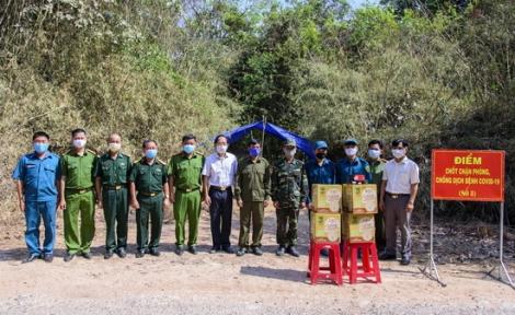 Tân Châu: Sơ kết công tác phối hợp giữa các lực lượng