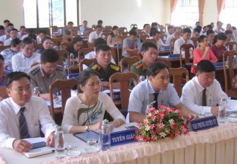 HĐND huyện Tân Biên bế mạc kỳ họp lần thứ 11 (Khóa XI)