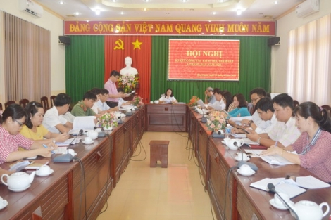 Hoà Thành có 7 đảng viên bị kỷ luật