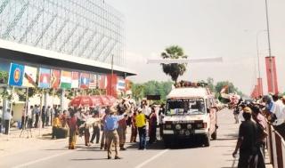 Tổ chức Đoàn caravan tham quan, du lịch Tây Ninh
