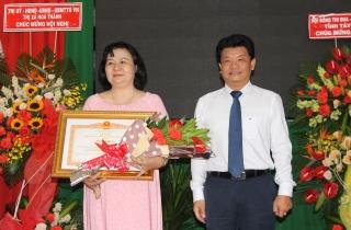 Thị xã Hòa Thành: Hội nghị Điển hình tiên tiến giai đoạn 2015 - 2020