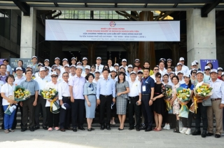 Tây Ninh đón đoàn caravan đầu tiên tham dự tour du lịch kích cầu vùng Đông Nam Bộ