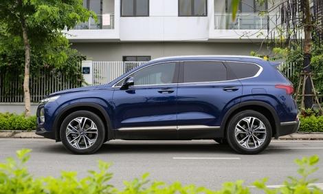 Đánh giá Hyundai Santa Fe sau một năm sử dụng