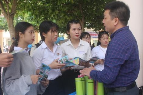 Ngày hội tư vấn tuyển sinh giáo dục nghề nghiệp