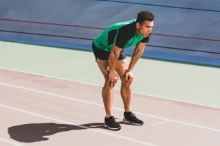 Tư thế hồi sức hiệu quả sau khi chạy