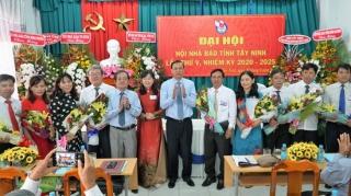 Ông Vũ Xuân Trường đắc cử Chủ tịch Hội Nhà báo tỉnh Tây Ninh