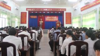 Khai giảng lớp bồi dưỡng kiến thức quốc phòng và an ninh đối tượng 3 (khóa 63) năm 2020