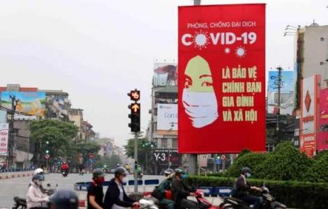 """Tranh cổ động của Việt Nam như vũ khí """"đập tan"""" Covid-19"""