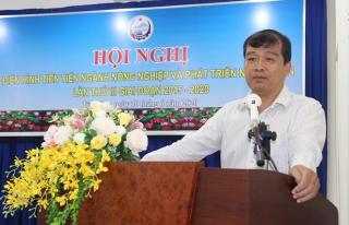 Hội nghị điển hình tiên tiến ngành NN&PTNT lần thứ III, giai đoạn 2015-2020