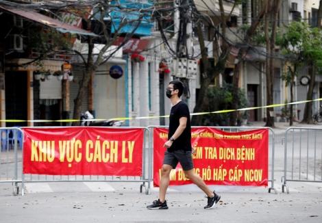Chỉ còn 20 bệnh nhân mắc COVID-19 tại Việt Nam