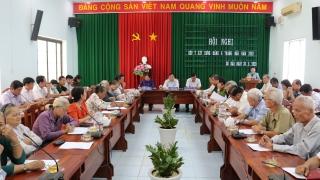 Gò Dầu tổ chức hội nghị góp ý xây dựng Đảng 6 tháng đầu năm 2020