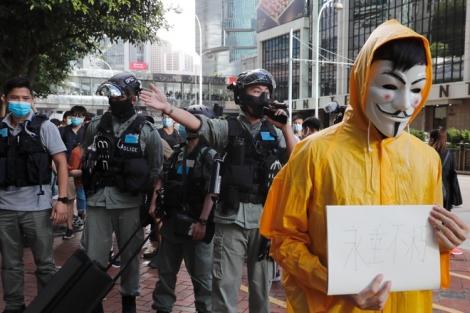 Luật an ninh quốc gia cho Hong Kong chính thức có hiệu lực