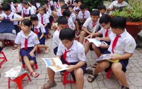 Thư viện Tây Ninh phục vụ sách lưu động