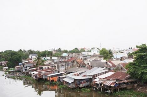 Gò Dầu: Sẽ xây dựng bờ kè sông Vàm Cỏ Đông