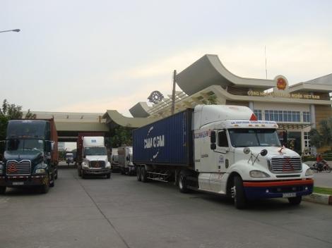 CKQT Mộc Bài và Xa Mát thu phí phương tiện gần 125 tỷ đồng