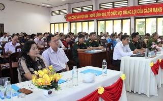 Ban Tuyên giáo Tỉnh uỷ: Tổ chức hội nghị báo cáo viên tháng 6.2020