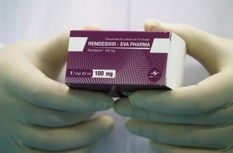 Châu Âu phê chuẩn thuốc kháng nCoV
