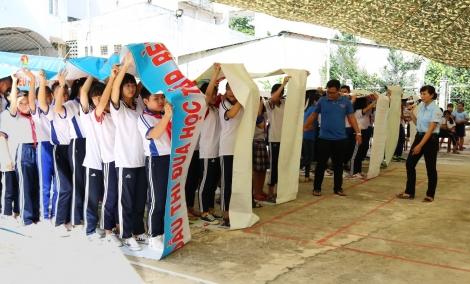 Gò Dầu tổ chức chương trình trại hè thiếu nhi năm 2020