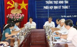 Hoạt động giám sát của HĐND tỉnh phù hợp với tình hình thực tế
