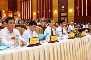 Khai mạc phiên trù bị Đại hội đại biểu Đảng bộ thành phố Tây Ninh, nhiệm kỳ 2020-2025