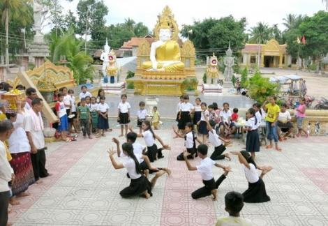 Nhập hạ- Nét văn hoá độc đáo của người Khmer