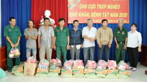Hội Cựu chiến binh huyện Gò Dầu thực hiện tốt các phong trào thi đua ở địa phương