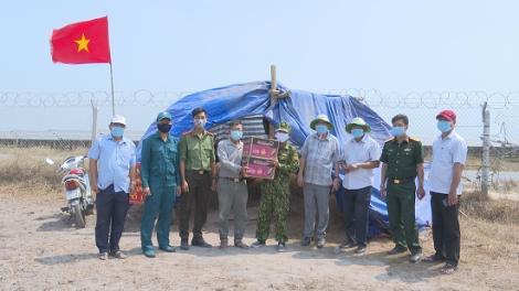 Mặt trận Tổ quốc huyện Bến Cầu tổ chức Hội nghị lần thứ V, nhiệm kỳ 2019-2024