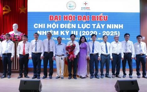 Chi hội Điện lực Tây Ninh tổ chức đại hội nhiệm kỳ III