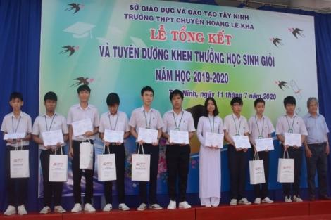 Tây Ninh: Hơn 230.000 học sinh chính thức nghỉ hè