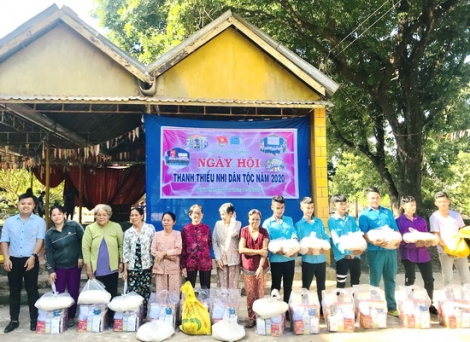 Huyện Châu Thành: Tổ chức Ngày hội thanh thiếu nhi dân tộc năm 2020