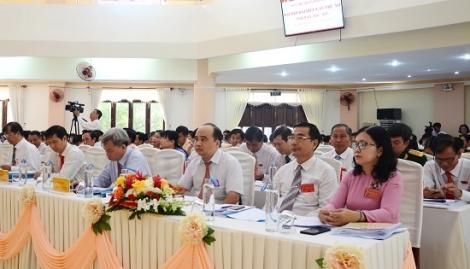 Tổ chức phiên trù bị Đại hội Đảng bộ Thị xã Hoà Thành lần thứ XII, nhiệm kỳ 2020-2025