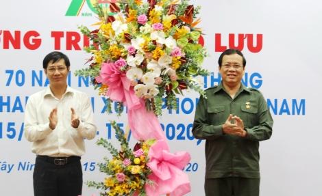Giao lưu kỷ niệm 70 năm ngày truyền thống lực lượng TNXP Việt Nam