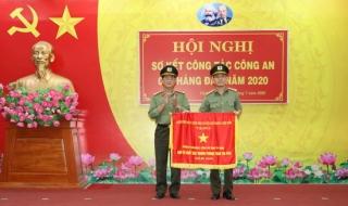 Công an Tây Ninh tổ chức hội nghị sơ kết công tác 6 tháng đầu năm 2020