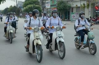 Bỏ cấp GPLX hạng A0 cho người lái xe gắn máy dưới 50 phân khối