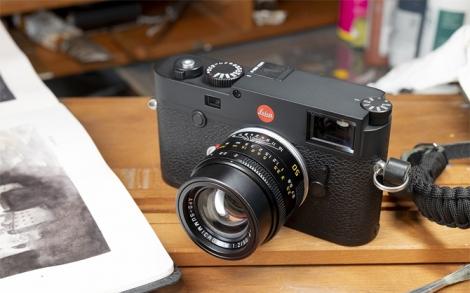 Máy ảnh rangerfinder có độ phân giải cao nhất của Leica