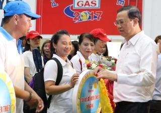 Các công ty Xổ số Kiến thiết khu vực miền Nam tổ chức hội thao lần thứ IX năm 2020 tại Tây Ninh