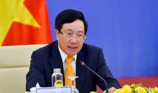 Việt Nam đề nghị Trung Quốc cùng kiểm soát tốt bất đồng trên biển