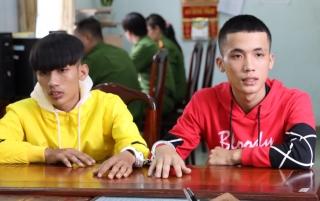 Công an huyện Tân Châu tạm giữ 2 anh em ruột chống người thi hành công vụ