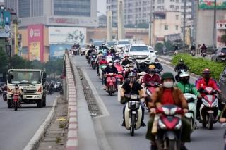 Hà Nội tiếp tục khuyến cáo đeo khẩu trang nơi công cộng