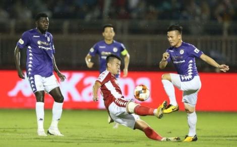 Trọng tài phá hỏng trận TP.HCM vs Hà Nội FC: Bỏ phạt đền, tước bàn thắng oan?