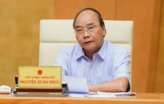 Thủ tướng: Từ 0h ngày 28/7, giãn cách xã hội toàn TP. Đà Nẵng
