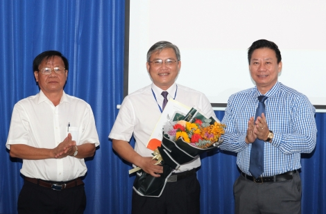 Bổ nhiệm Phó Hiệu trưởng trường Chính trị tỉnh