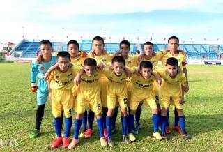 Cả hai đội U13, U11 Tây Ninh vào vòng chung kết