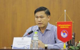 Ông Trần Anh Tú: 'Đòi huỷ V-League là phản ứng tiêu cực'