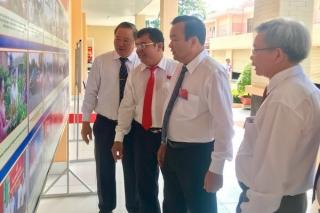 Thị xã Trảng Bàng: Phấn đấu 100% số xã đạt chuẩn nông thôn mới vào năm 2021